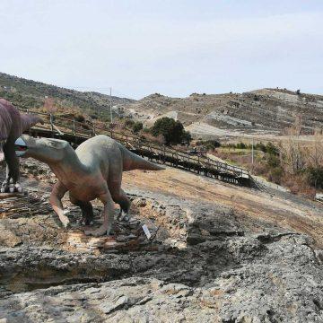 Ruta dinosaurios